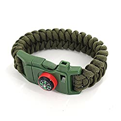 bracelet from paracord, gift ideas for travelers