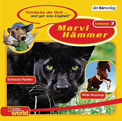 Marvi Hämmer: Schwarze Panther/Wilde Mustangs