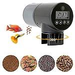 Sneta-Automatisierte-Futterspender-fr-Fische-Aquarium-Futterautomat-200ml-groe-Kapazitt-mit-digitaler-Timer