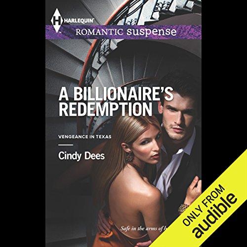 A Billionaire's Redemption audiobook cover art