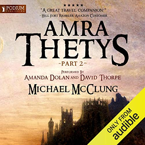 Amra Thetys, Part II cover art