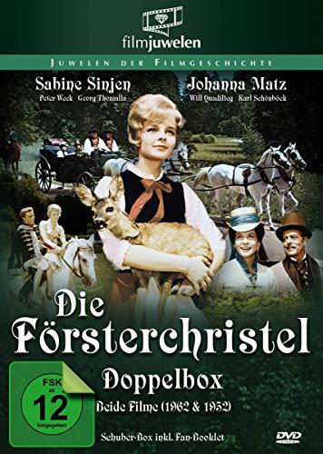 Die Försterchristel Doppelbox - Beide Filme (1962 & 1952) - Filmjuwelen [2 DVDs]