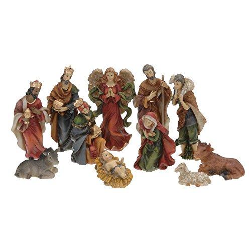 Le 11 piccole statuine di Cirillo
