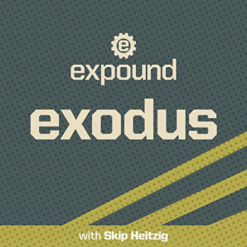 02 Exodus - 2011 audiobook cover art