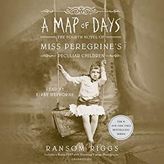 A Map of Days cover art