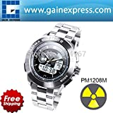 MU PM1208M Gamma Master II, Radiazione Watch, calibrato da Polimaster Ltd. (Bielorussia) con 0,06-1,5 MeV Gamma Energy