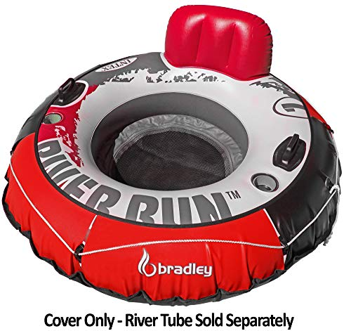 Bradley Heavy Duty River Tube Cover Made in The USA | with Intex River Run Tube