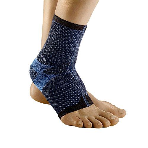 Cellacare Malleo schwarz/ blau Gr. 5, Knöchel- und Sprunggelenksbandagen