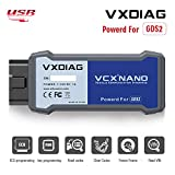 VXDIAG VCX Nano Compatible for GM/OPEL with GDS2 and Tech2WIN System Diagnostic Tool