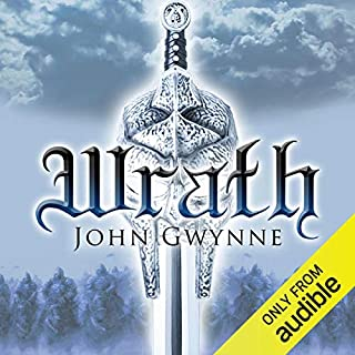 Wrath     The Faithful and Fallen, Book 4              By:                                                                                                                                 John Gwynne                               Narrated by:                                                                                                                                 Damian Lynch                      Length: 23 hrs and 22 mins     269 ratings     Overall 4.7