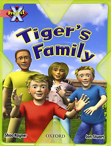 Project X: My Family: Tiger's Familyの詳細を見る