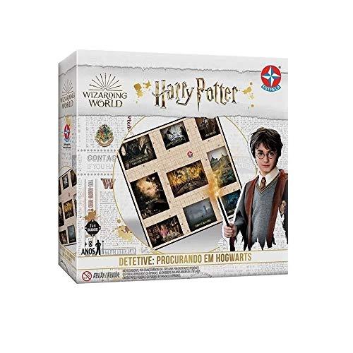 Jogo Detetive Harry Potter, Estrela