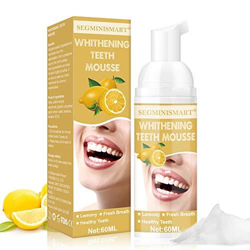Whitening Toothpaste, Whitening Zahnpasta, Soda Zahnpasta, Bleaching Zahnpasta, Natürliche Zahnaufhellung und Zahnreinigung Zahnpasta- Fluoridfreie Zahnpasta