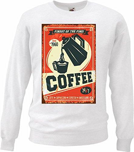 Capuccino, latte, espresso, American melk, chocolade, koffiemok met calorieën, dieet voor het gladstrijken van Figura voor IMC