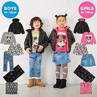 BABYDOLL(ベビードール)2020年 ディズニー ネタバレ福袋 通販限定豪華6点セット 3053K 110cm 女の子/ミニー