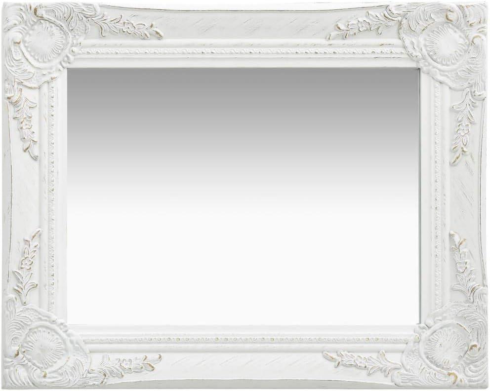 vidaXL Wall Mirror オンラインショップ Baroque Handing 送料込 Bedroom Bathroom Style