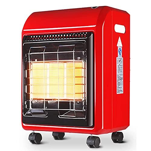 Calentador Radiante de propano, Calentador de Gas portátil para garajes, talleres y sitios de construcción, Calentador de propano Ultra silencioso