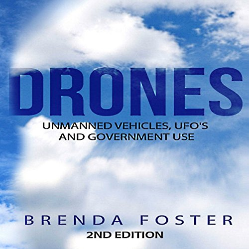 Drones  By  cover art
