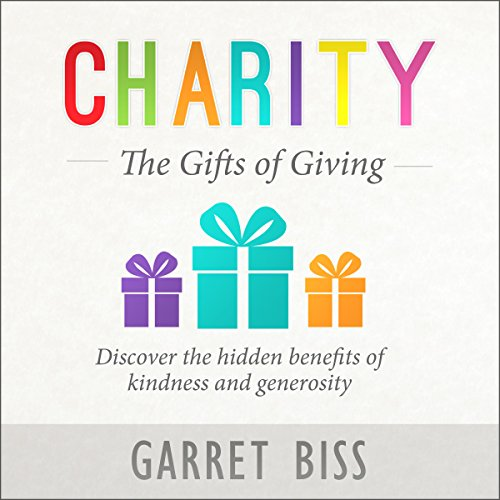 Charity: The Gifts of Giving audiobook cover art