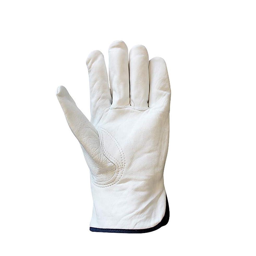 RFVBNM Driver's Gloves Home Garden Hand Protective Gloves Riding Driving Protective Gloves