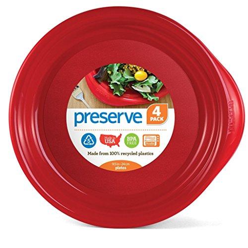 Préserver quotidien Plaque Poivre Rouge, Pepper Red 1 ct