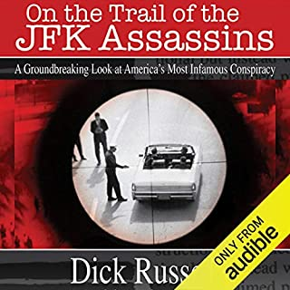On the Trail of the JFK Assassins audiobook cover art