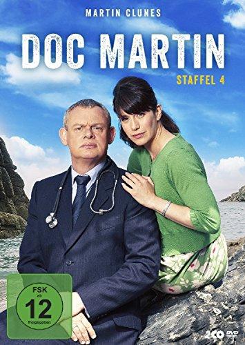 Doc Martin - Staffel 4 [2 DVDs]