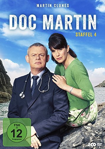Doc Martin - Staffel 4 (2 DVDs)