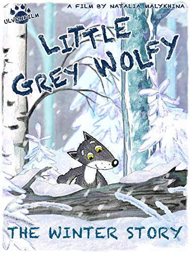 Little Grey Wolfy - The Winter Story