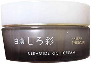 白漢 しろ彩 セラミドリッチクリーム 30g
