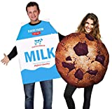 Tigerdoe Cookie and Milk Costume - Couple Costumes - Food Costumes - Funny