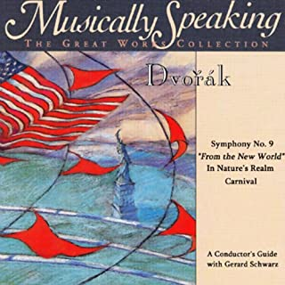 Conductor's Guide to Dvorak's Symphony No. 9, In Nature's Realm, & Carnival cover art