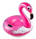 Big Mouth Toys TAST-0001 - Tubo de Nieve con Forma de Flamenco, Multicolor