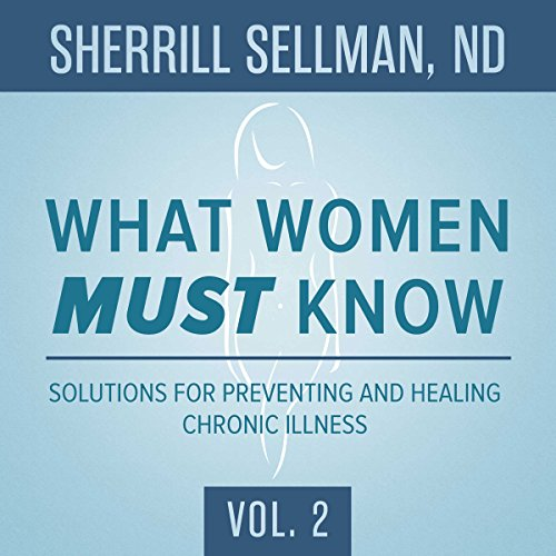 What Women Must Know, Vol. 2 audiobook cover art