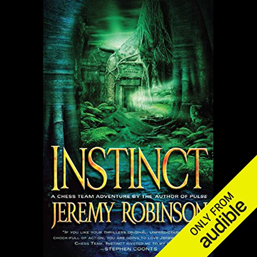 INSTINCT (A Jack Sigler Thriller - Book 2) cover art