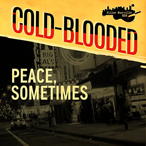 Peace, Sometimes audiobook cover art