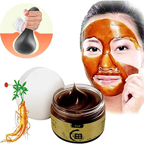 HAOYUGO Herbal Beauty Peel-Off Mask,Blackhead Remover Mask,Mascarilla Puntos Negros Peel Off (1)