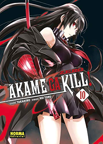 Akame Ga Kill! Zero 10