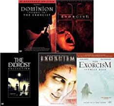 Exorcist Special (5 pack) The Exorcist / The Exorcist II - The Heretic / The Exorcist / Blackwater Valley Exorcism / Dominion - Prequel to the Exorcist Exorcist - The Beginning / The Exorcism of Emily Rose