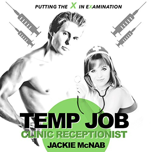 Temp Job: Clinic Receptionist audiobook cover art