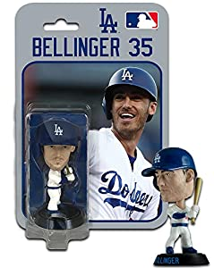 SP Images Cody Bellinger LA Dodgers Imports Dragon Bobblehead Figure