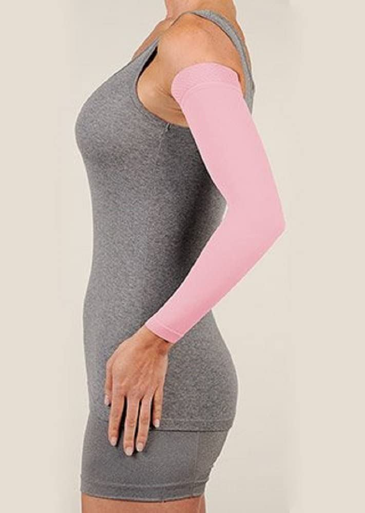 Juzo Inventory Sale special price cleanup selling sale Dynamic Arm Sleeve Max 20-30 Pink IV mmHg