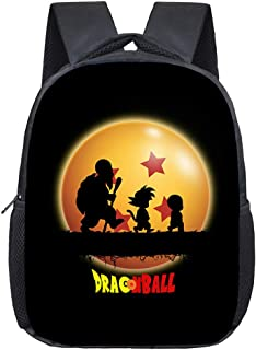 Mochila Dragon Ball Niño, Mochila Dragon Ball Escolar Mochila Dragon Ball Goku Adolescente Niños Primaria Mochilas y Bolsas Mochila Escolares 3D Impresión Juvenil Bolsa Infantil (35)