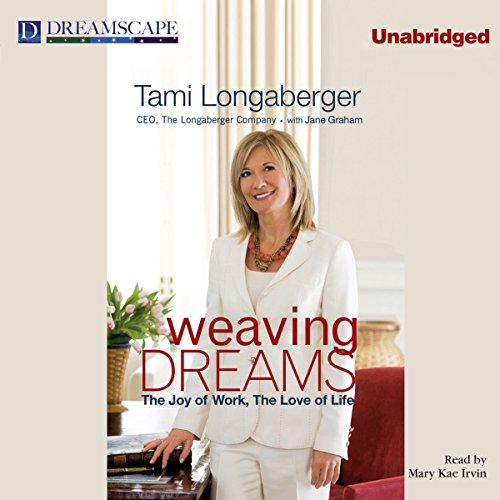 Weaving Dreams audiobook cover art