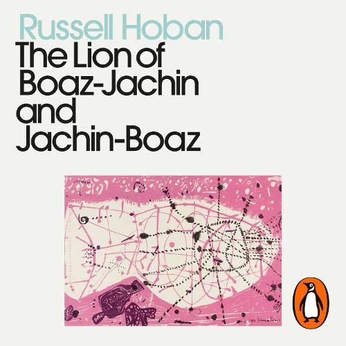 The Lion of Boaz-Jachin and Jachin-Boaz cover art