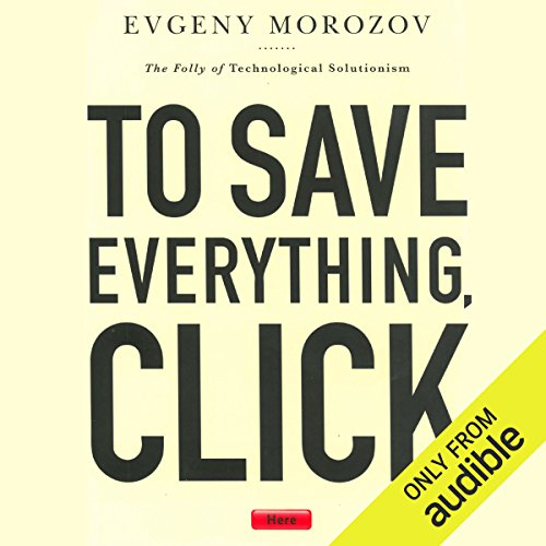 To Save Everything, Click Here Titelbild
