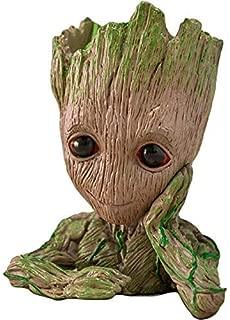 Zesta Guardians of The Galaxy Flowerpot / Pen Stand / Baby Groot Action Figure/Toy -GR0001