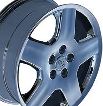18x7.5 Wheels Fit Lexus - LS430 Style Chrome Rims - SET