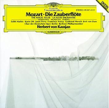 モーツァルト:歌劇《魔笛》抜粋