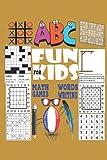 fun for kids, math,words,games,writing: Un ensemble de jeux pour enfants qui comprend des tests d'arithmétique, de lecture et de niveau. Vous trouverez également plus de 10 tests divers 290 page